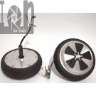 2pc Howerboard Wheels 6.5 Replacement Electric Scooter Wheel Motors