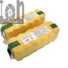 2pc Lot 2500mAh Battery for Roomba 500 510 550 Parts