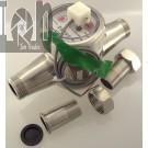 "3/4"" EKM Water Meter with Pulse Output Stainless Steel 39"