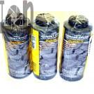 3pc Lot Quikrete Concrete Cement Color CHARCOAL 1317-00 10oz EA