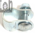"5pc Lot 1/2"" Pipe Clips Clamps for Awnings Chain Link Fence Gate"