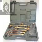 7pc Welding Brazing Torch Set Oxy Acetylene Welder Tool Kit