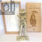 Alejandro Jodorowsky El Topo Statue Movie FIgure Memoribillia