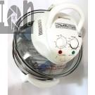 Ambiano Turbo Convection Oven Countertop 12.5Qt Glass Bowl