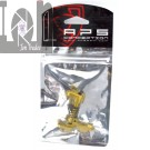 APS Phantom M4 M16 Paintball Gun Parts Ambi Magazine Release Catch APS-AER061