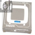 Bepple Cover BLUE for Pebble Time Smart Watch