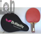 Butterfly Shakehand Racquet SCS-5000 Ping Pong Paddle