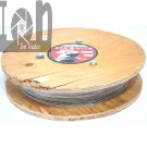 Commercial Fishing Trolling Wire 1x7 Stainless 116,, 1200ft 2.5 Fa Stops Tuna Salmon