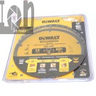 "DeWALT 2-pack 12"" Saw Blades Carbide Tipped 80T and 32T Miter Blades DW3128P5"