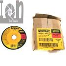 "DeWALT DW8062 4.5"" Cut Off Wheels 25Pk .045 x 7/8"" Metal Stainless"