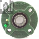 FC205 4.5 Flange Ball Bearing  VXB with UC205 1 Bore Bearing
