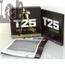 Focus T25 Alpha Beta Gamma DVD Set w/ Resistance Bands