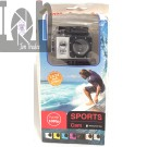 "Full 1080p HD Sports Cam with Mounts and Waterproof Case and 2"" Screen"