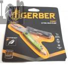 Gerber Dime  Mini Multi Tool  Green 12 Tool Knife Plier