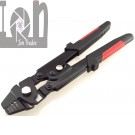 Hand Crimper for Fishing Barrel Sleeves Fishing Pliers 0.1mm to 2.2mm