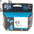 HP 63 Tri-color Ink Cartridge (F6U61AN) OEM Genuine SEP 2018