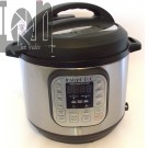 Instant Pot Programmable Pressure Cooker 7 in  Electric 6Qt