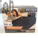 Intex QUEEN Airbed With Fiber-Tech Bip, 64439E Raised Downy w/ Pump