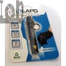LAPG LP1 Tactical Pocket Light 80 Lumen Keychain Torch AAA Strobe LED Mini Lamp