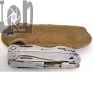 Leatherman Sidekick Multi Tool Knife w/ Leather Punch Laser Etched Branded