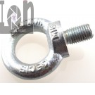 M16 Eyebolt Galvanized Lifting Eye Bolt WLL0.7T 1-38 ID M16 Threaded