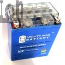 Mighty Max YTX14AH-BS GEL Battery 12V 12AH