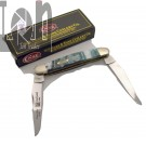 New Case XX Muskrat SS Folding Knife Corelon Land 9200CL 3