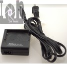 Nikon MH-61 Battery Charger CoolPix 3700 P6100 P6000 Cable