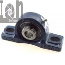 P202 58 Pillow Block Ball Bearing Cast Mount
