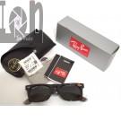 Ray-Ban ORB2140 Sunglasses Polarized Wayfarer Classic Tortoise