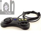 Retro-Bit Used Wired Controller 6-Button Sega Genesis