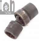 "Snap-On Tools IPFM15B 3/8"" Drive Impact Socket Swivel 15mm 6pt Metric Socket"