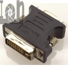 StarTech DVI Male to a VGA Female Connector, Black DVIVGAMFBK