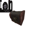 Treasure Box 3D Model 3D Scanned Old Loot Crate