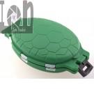Turtle Shell Pill Holder Small Organizer Children