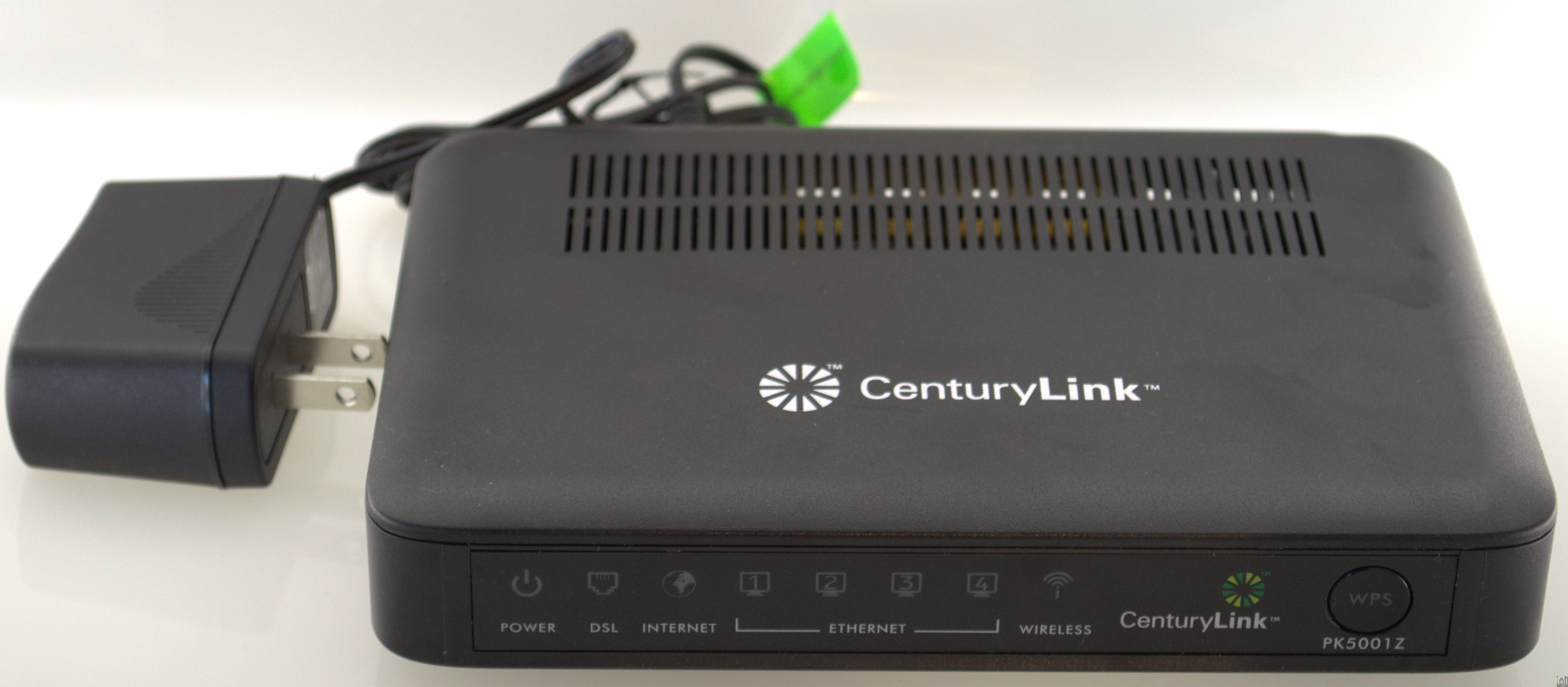 Centurylink Pk5001z Modemrouter Wireless Wifi Used No Pk5001a Modem Wiring Diagram Actiontec C1000a Picture Bridge Mode