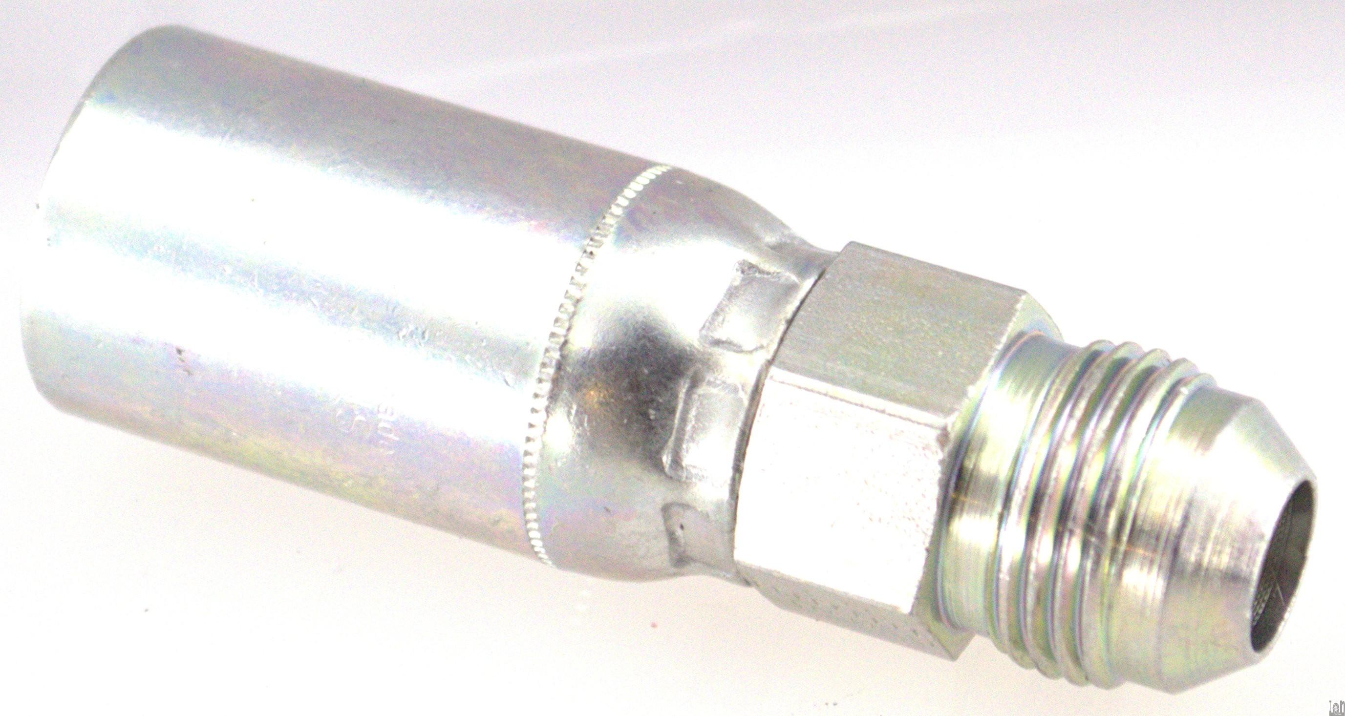 Vari crimp hydraulic fitting coupler jic  male